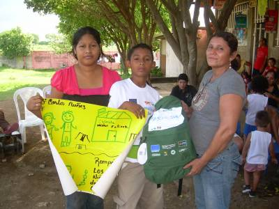 Access to education for everyone in Ciudad Sandino